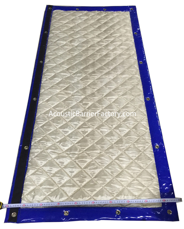 Acoustic Barriers For Construction Sites Acoustic Barrier Material Acoustic Sound Barrier