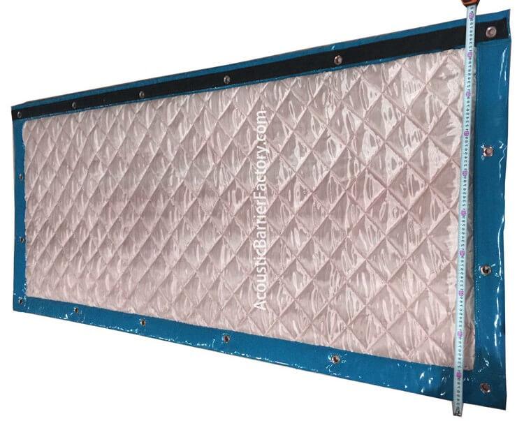 Acoustic Quilt 1200 x 2400 mm – Acoustic Barrier Factory : acoustic quilt insulation - Adamdwight.com
